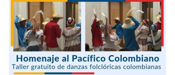 Consulado de Colombia en Berlín invita al taller gratuito de danzas folclóricas