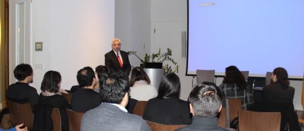 Consulado de Colombia en Berlín realizó el primer encuentro Consular Comunitario