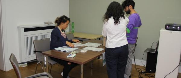 Consulado de Colombia en Berlín abrió mesa de votación para elecciones presidenciales 2018