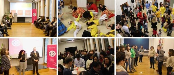 Estos son los encuentros consulares comunitarios y la programación desarrollada por el Consulado de Colombia en Berlín con la comunidad en 2019